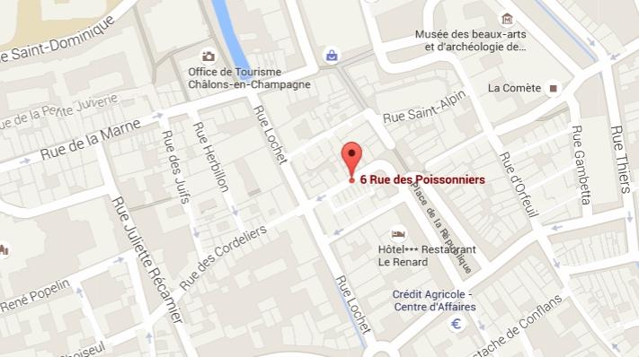 6 rue des poissoniiiers